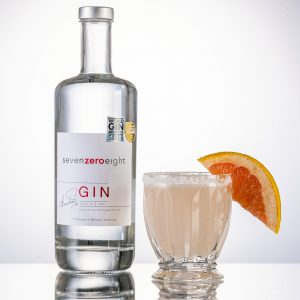 TheBevCo Seven Zero Eight Gin Cocktail